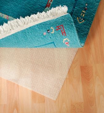 Teppichunterlage für glatte Böden – Exact